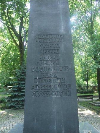 Rakowicki Cemetery: Holocaust memorial