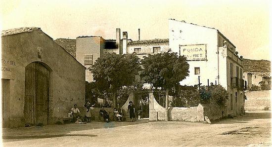 Hostal Cal Jaumet : antiga fonda Jaumet