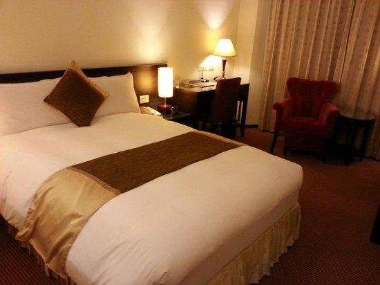 Taipei Gala Hotel: シングルルーム