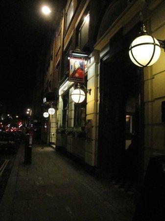 Chamberlain Hotel: Hotel