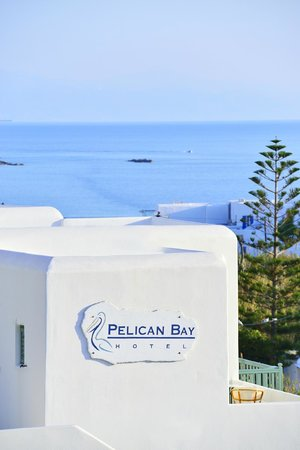 Pelican Bay Art Hotel: View from hotel