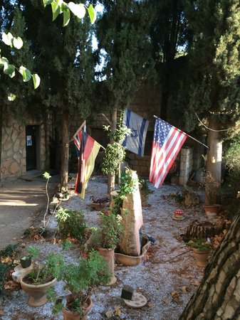 Safed Inn: Receptie
