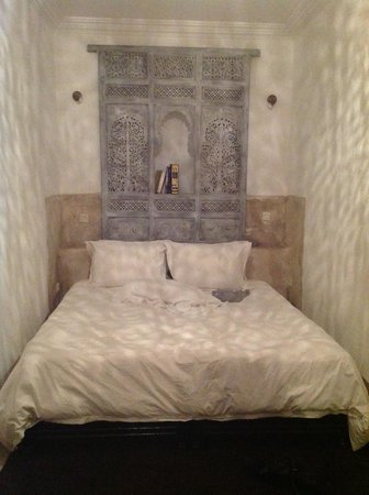 Riad Porte Royale: the bedroom