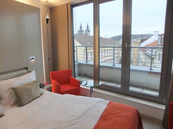 Design Hotel Josef Prague : Room 701