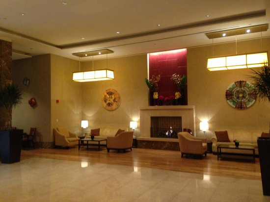 InterContinental Boston : Lobby