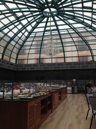 Palacio de los Velada: Comedor