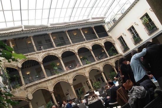 Palacio de los Velada: Claustro