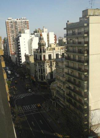 Uno Buenos Aires Suites: Vista ventana