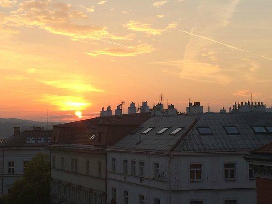 Novotel Praha Wenceslas Square: nice view
