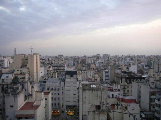 Uno Buenos Aires Suites: Vista de la terraza