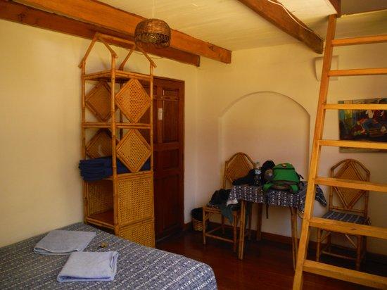 Hotel La Cupula: Habitación