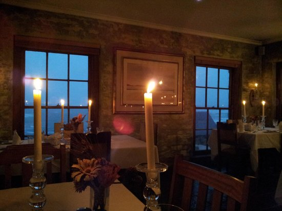 Agulhas Country Lodge: Dining atmosphere