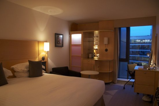 DoubleTree by Hilton London - Westminster : Zimmer