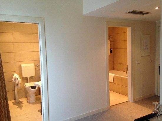 Radisson Blu Hotel, Milan: Bathroom