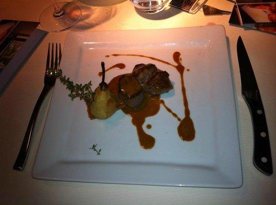 Hotel Baud: Repas Gourmand
