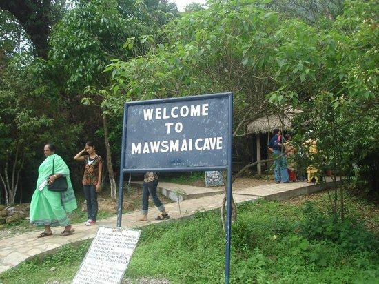 Mawsmai Cave: 1