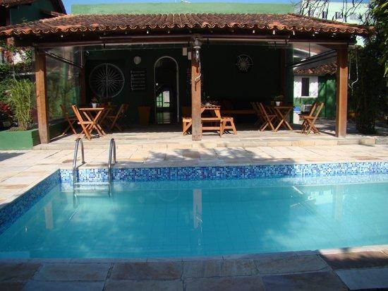 Hostel Braz: Localizado na praia da Macumba, no Rio de Janeiro, berço do surf carioca, a propriedade foi a mo