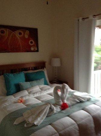 Sapphire Beach Resort: beautiful room