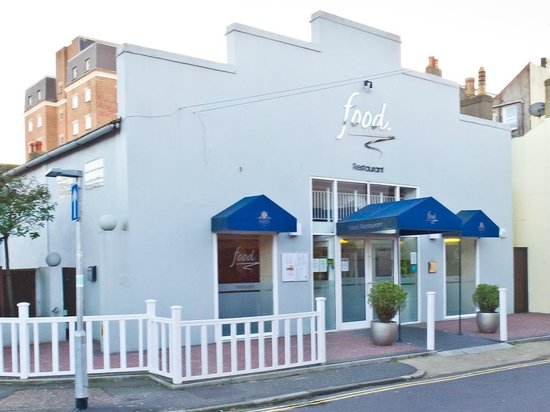 Food Restaurant: 'Food', Worthing, Sussex, England