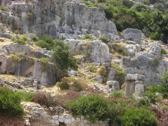 Kekova Sound: Ruins