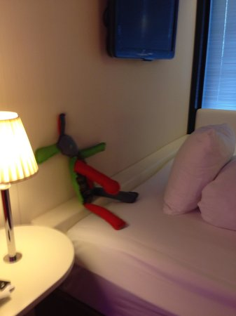 citizenM Glasgow : Quirky