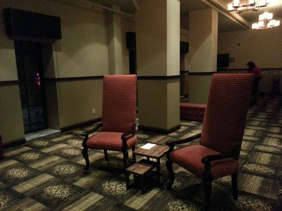 The Brewhouse Inn & Suites: another spot
