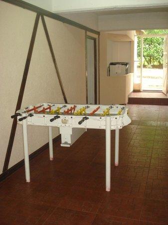 San Remo Villa Corral Apart: Área de Juegos
