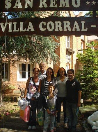 San Remo Villa Corral Apart: El Equipo de Villa Corral