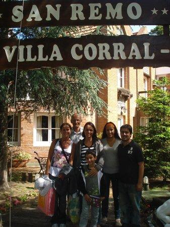 San Remo Villa Corral Apart: Villa Corral