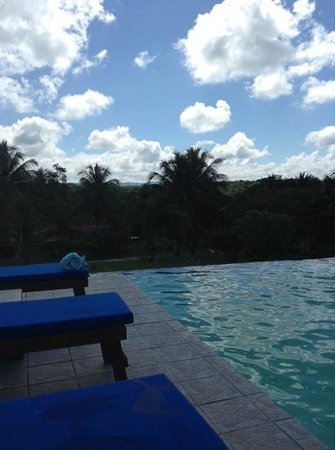 Windy Hill Resort: pool and view