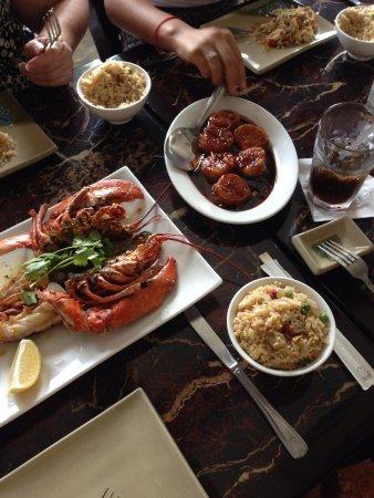 ChopHouse Restaurant : Langosta