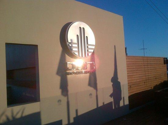 Don  Boutique Hotel: L'emblême brillant au coucher du soleil