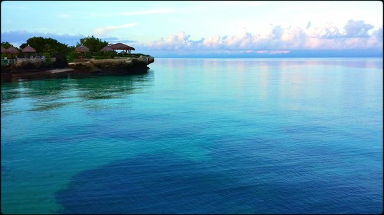 Mangodlong Paradise Beach Resort: Sunrise view