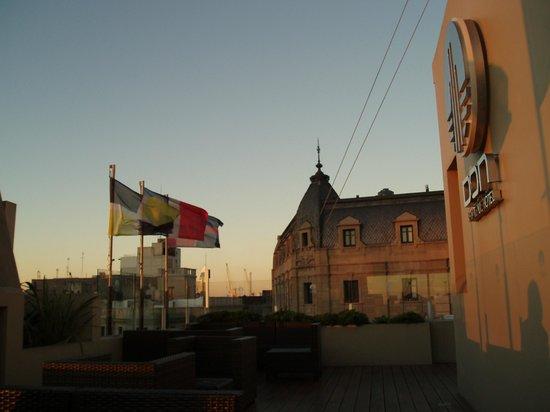 Don  Boutique Hotel: Coucher de soleil depuis le rooftop