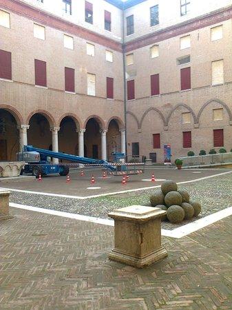 Hotel De Prati: interno Castello