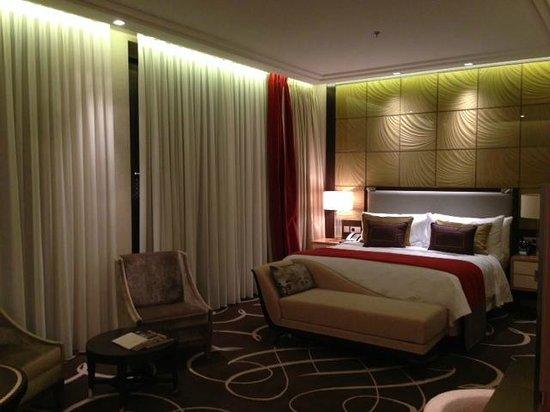Waldorf Astoria Berlin : Sleeping Area