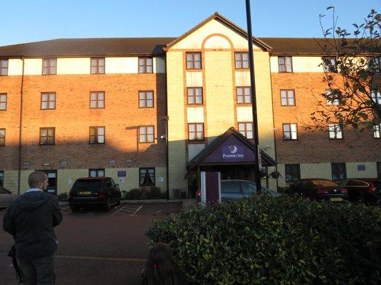 Premier Inn London Edgware Hotel: Premier inn