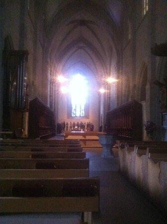 Kloster Kappel: Klosterkirche von Innen