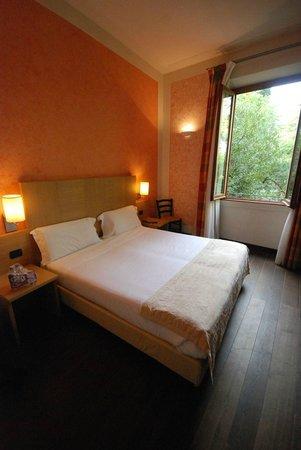 Hotel Villa Betania : Double room