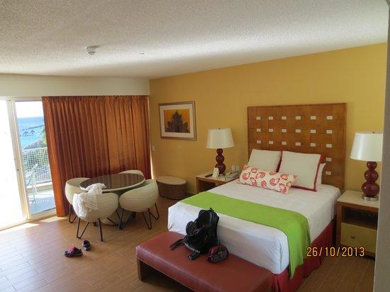 Sunscape Curacao Resort Spa & Casino: Room 2405