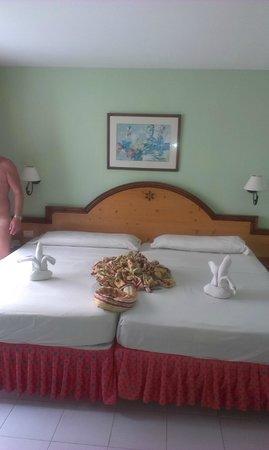 BelleVue Palma Real: room