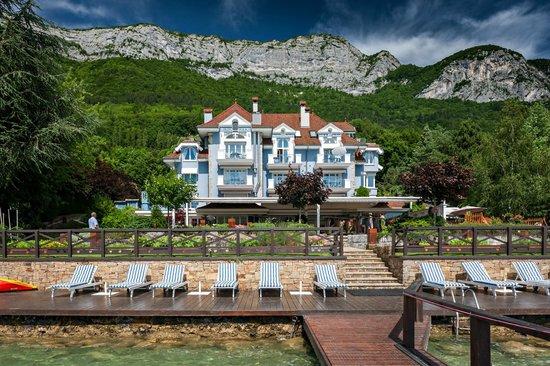 Hotel Yoann Conte