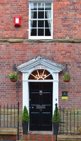 Ragleth House: A warm welcome!
