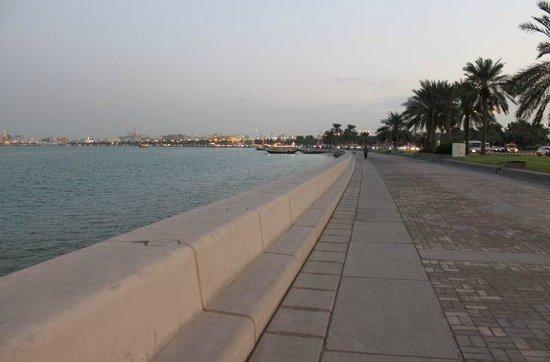 The Corniche: Journey ahead