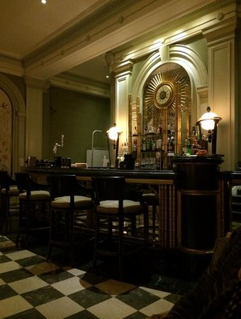 The Palm Court: Il banco