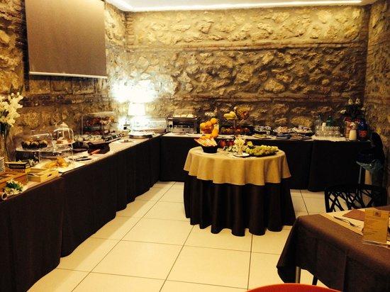 Plana Hotel: Buffet