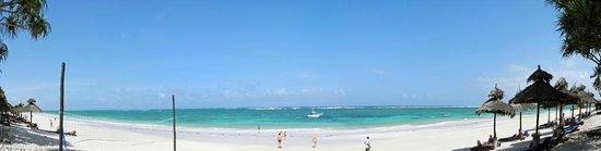 Southern Palms Beach Resort : Beach Panorama