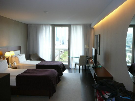 Hotel Madero: Lits confortables