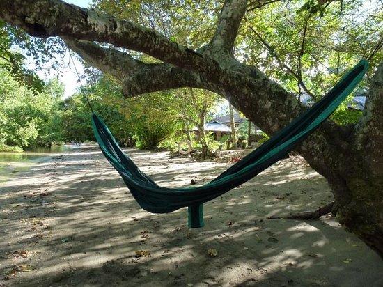 Cakalang Bunaken: Entspannung in der Hängematte