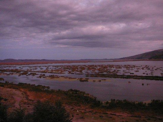 Libertador Lake Titicaca: Chambre avec vue sur le lac Titicaca